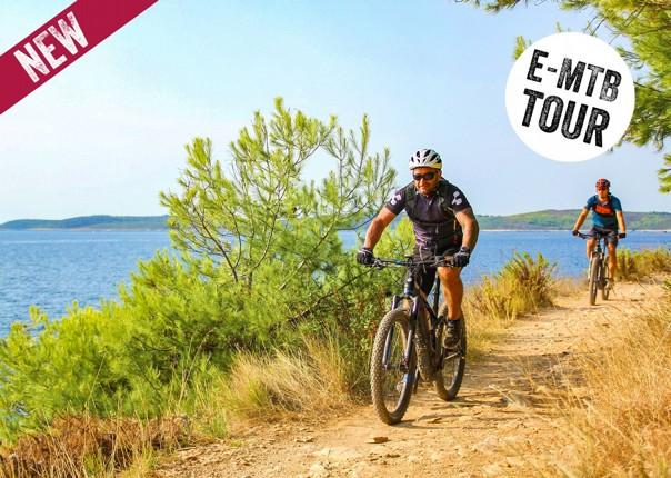 Croatia - Terra Magica - Electric Mountain Bike Holiday Image
