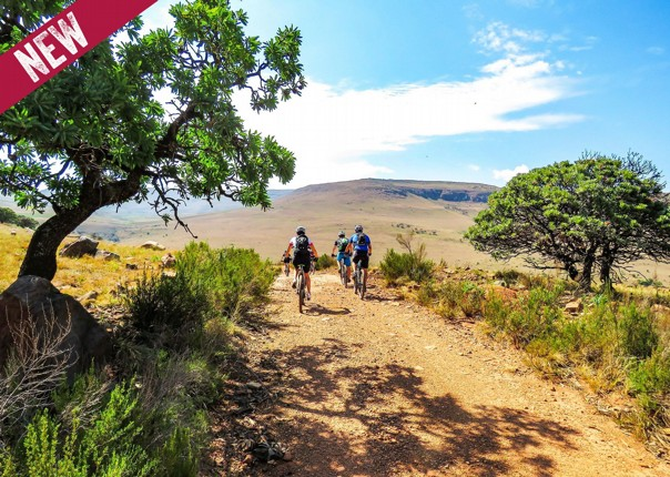 South Africa and Botswana - Guided Mountain Bike Holiday Image