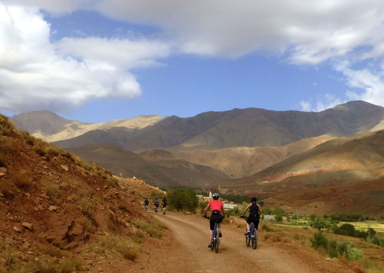 MoroccoMTB.jpg - Morocco - Atlas to Desert - Mountain Biking