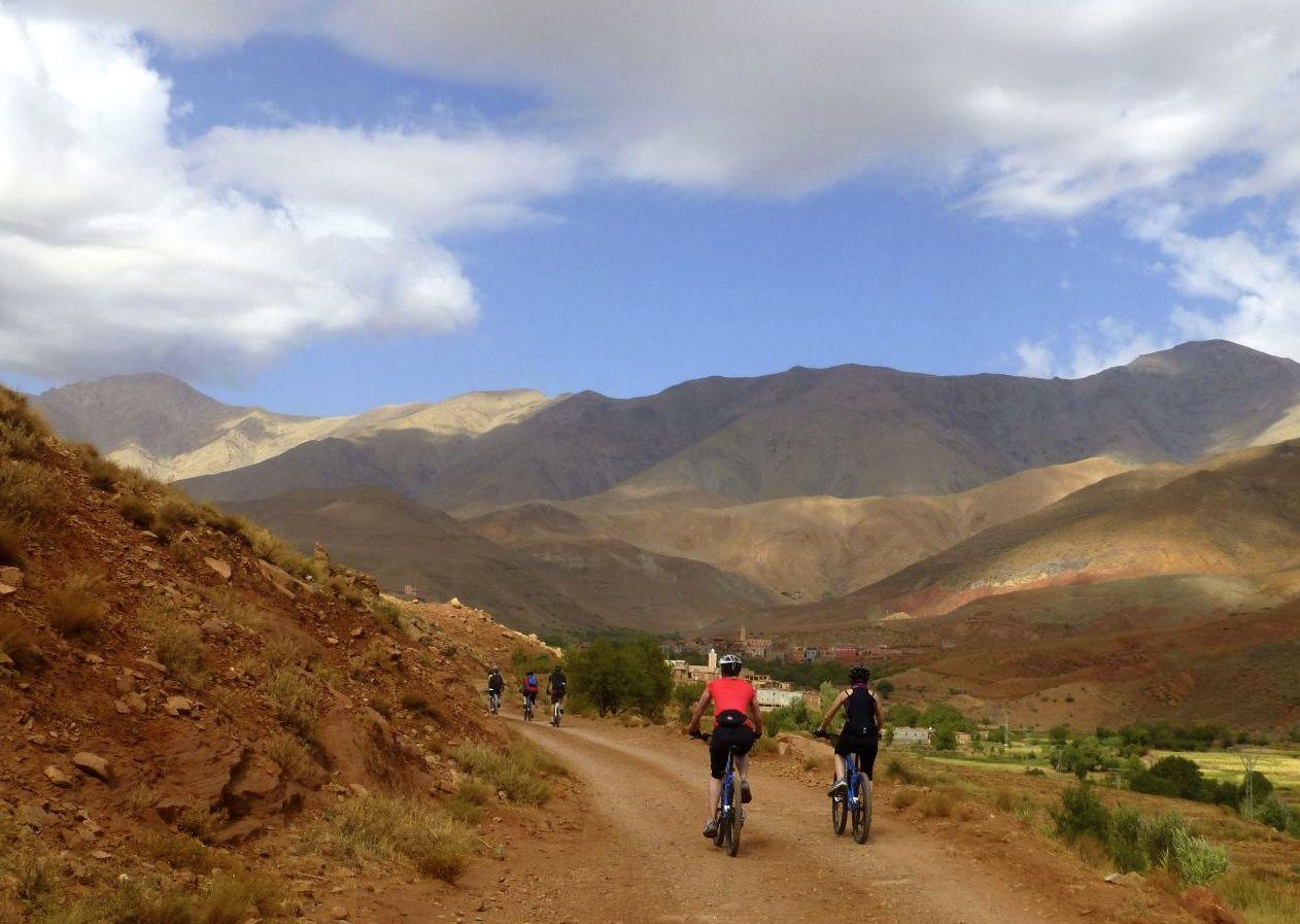 MoroccoMTB.jpg - Morocco - Atlas to Desert - Guided Mountain Bike Holiday - Mountain Biking