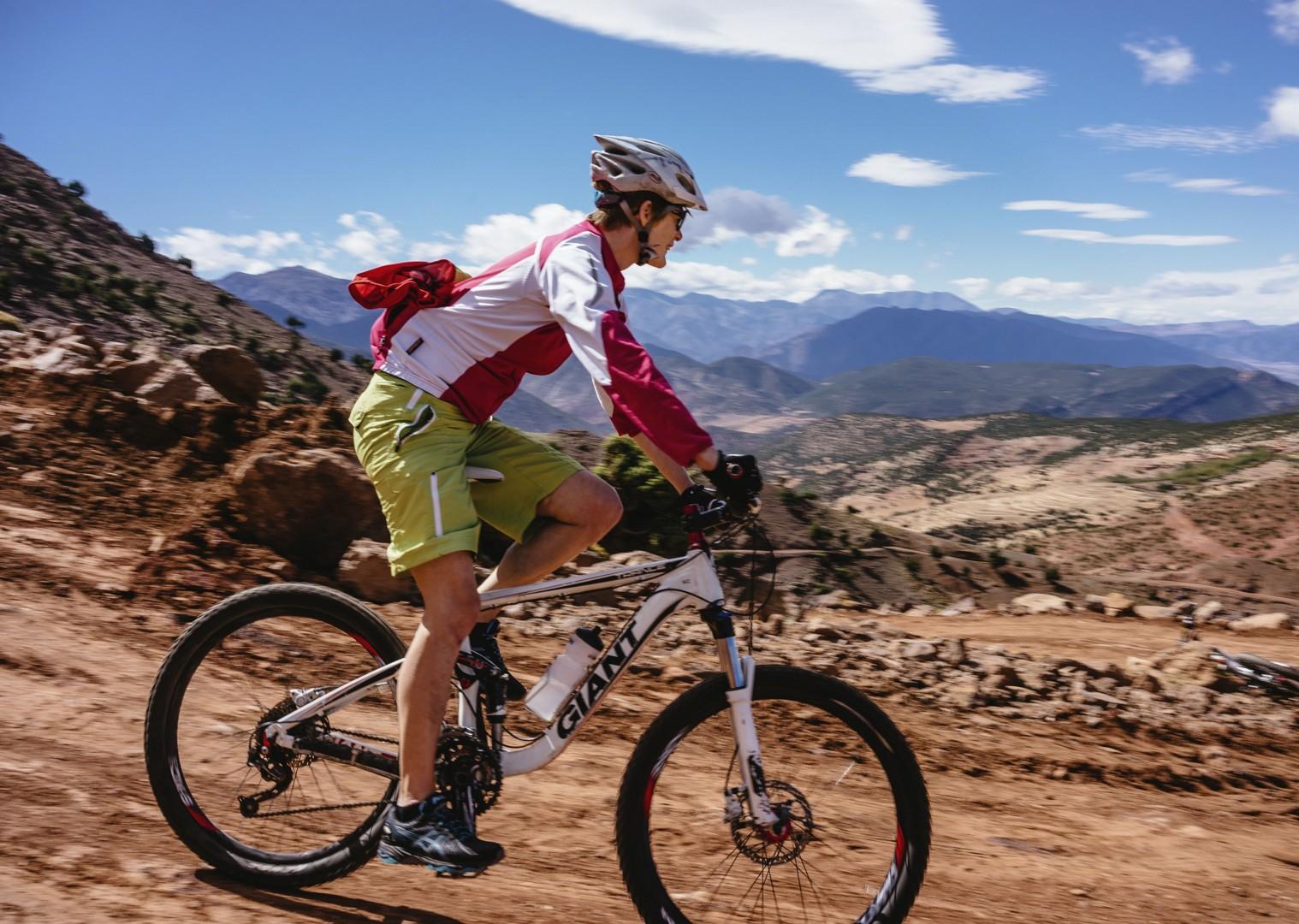 mountainbiking-mountain-morocco.jpg - Morocco - Atlas to Desert - Guided Mountain Bike Holiday - Mountain Biking