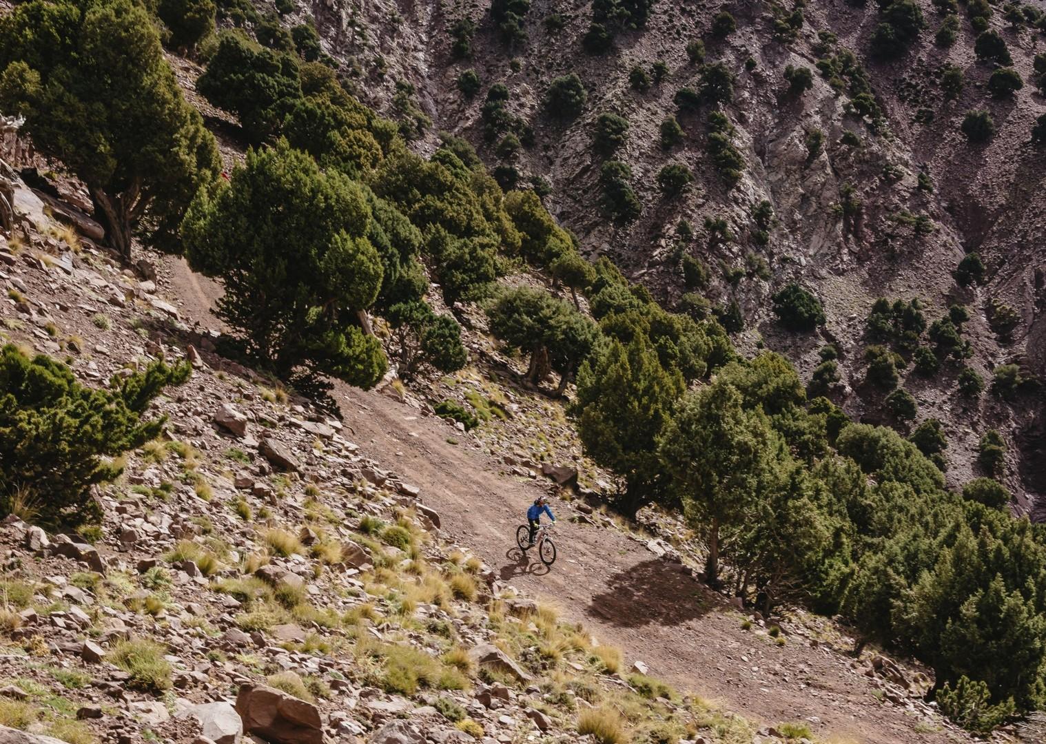 mountainbiking-morocco-atlas.jpg - Morocco - Atlas to Desert - Guided Mountain Bike Holiday - Mountain Biking