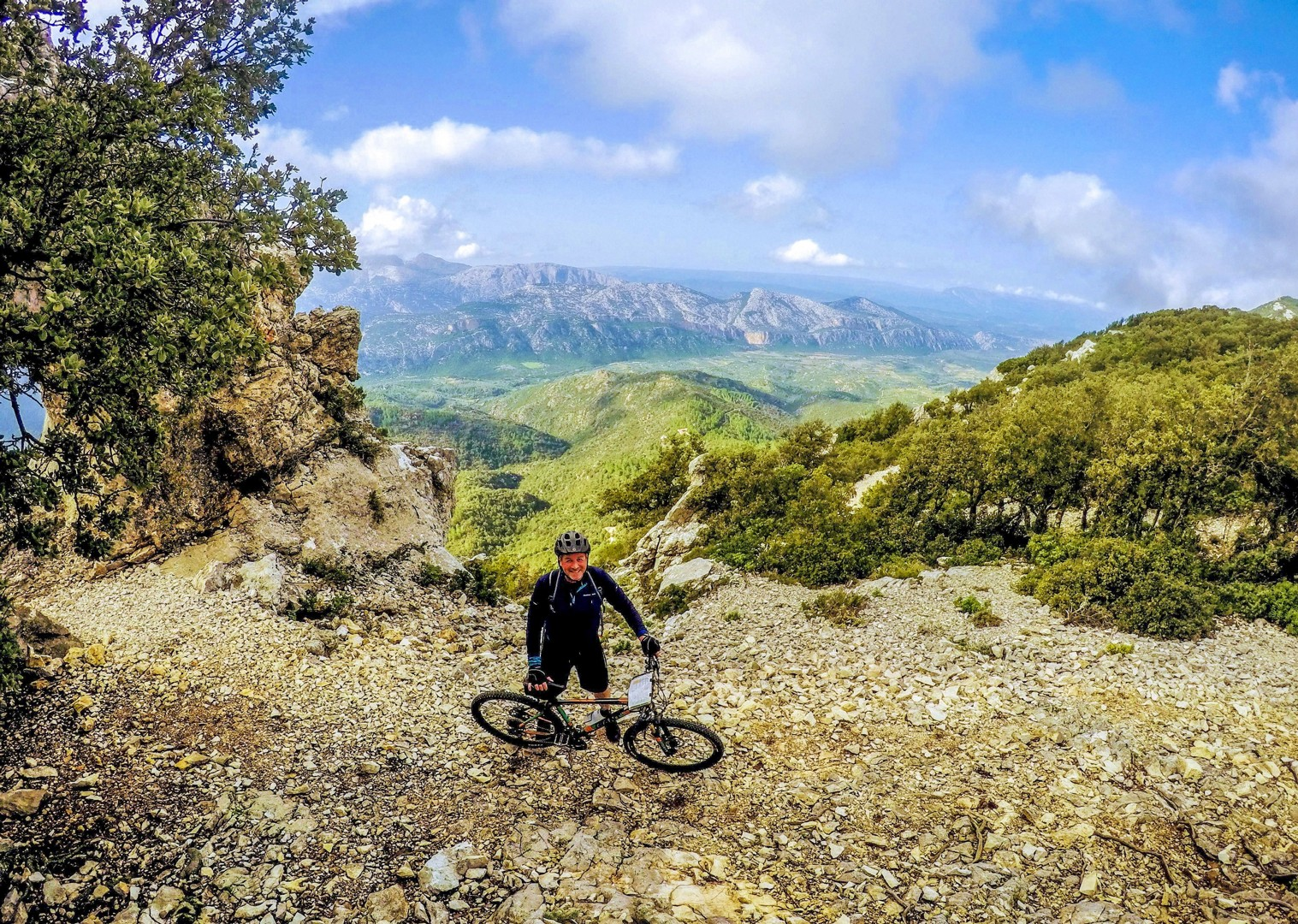 stunning-mountain-gennargentu-range-biking-sardinia.jpg - Italy - Sardinia - Coast to Coast - Self-Guided Mountain Bike Holiday - Mountain Biking