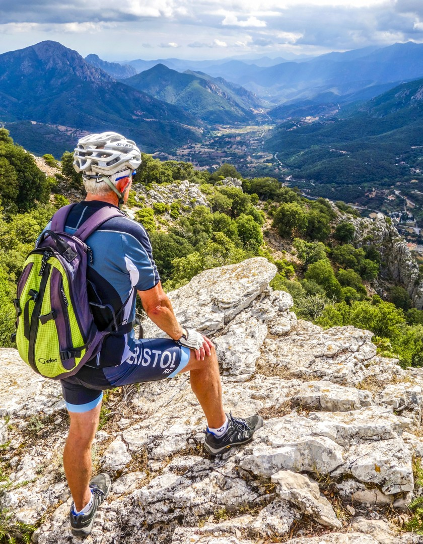 incredible-sardinia-scenery-valleys-by-mountain-bike-holiday.jpg - Italy - Sardinia - Coast to Coast - Self-Guided Mountain Bike Holiday - Mountain Biking