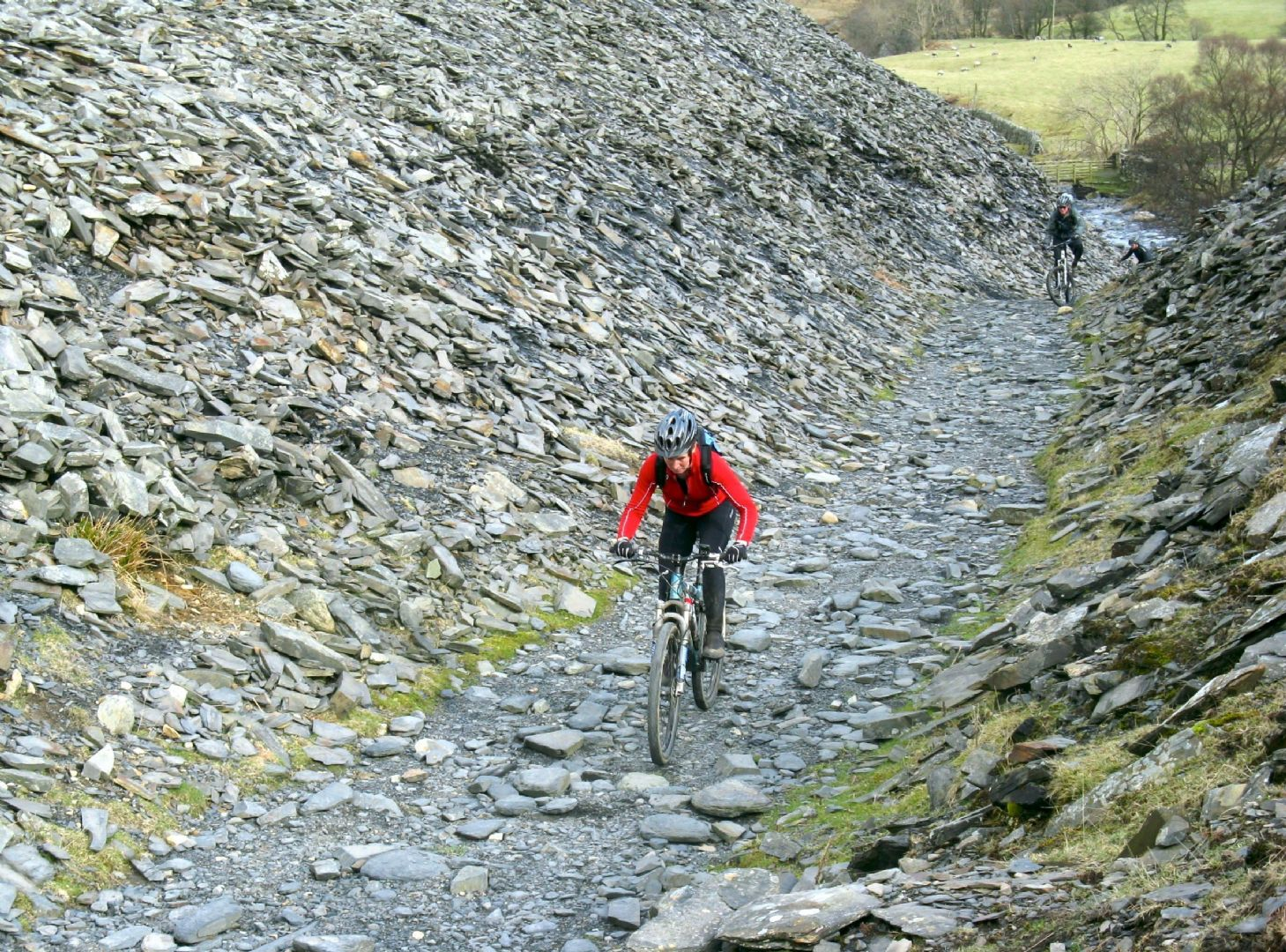 UK - Lake District - Awesome Ambleside - Guided Mountain Biking Holiday - Mountain Biking