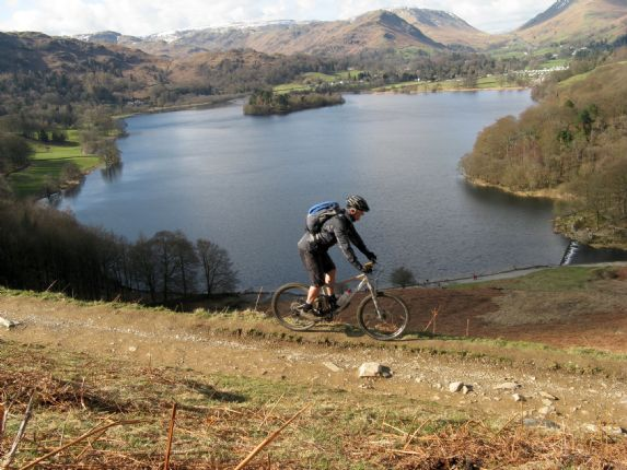 UK - Lake District - Awesome Ambleside - Guided Mountain Biking Holiday Image