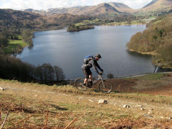 UK - Lake District - Awesome Ambleside - Guided Mountain Biking Holiday Image