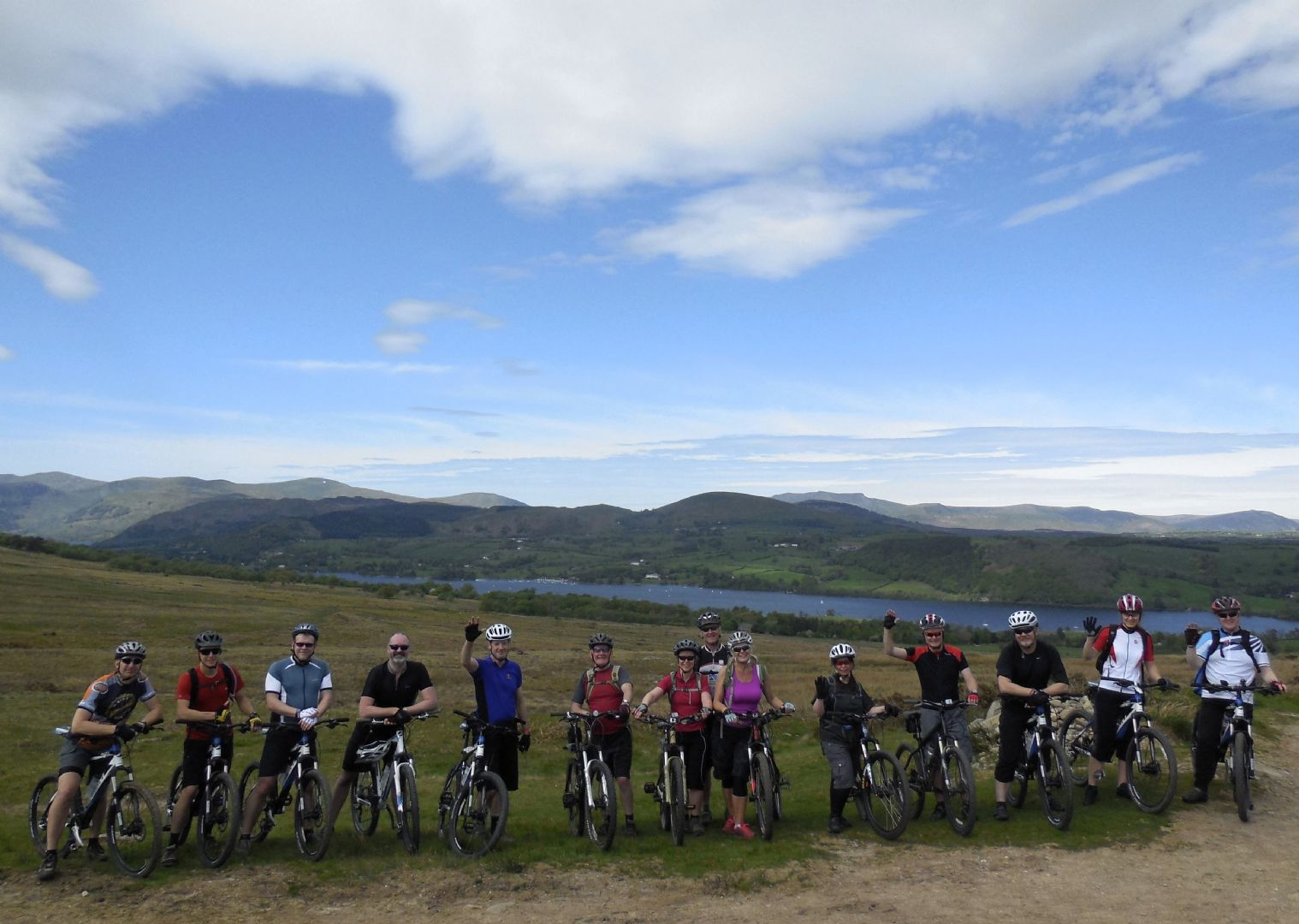 _Customer.53611.16232.jpg - UK - Lake District - Ullswater - Guided Mountain Bike Weekend - Mountain Biking