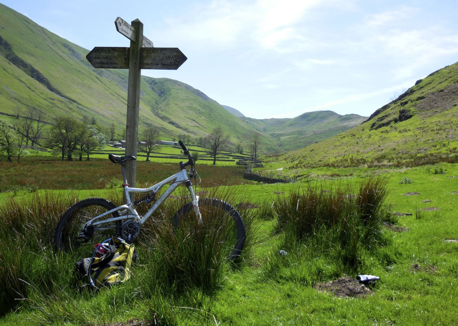 _Customer.53611.16234.jpg - UK - Lake District - Ullswater - Guided Mountain Bike Weekend - Mountain Biking
