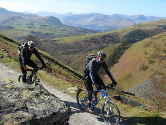 UK - Lake District - Skiddaw - Guided Mountain Bike Weekend Image