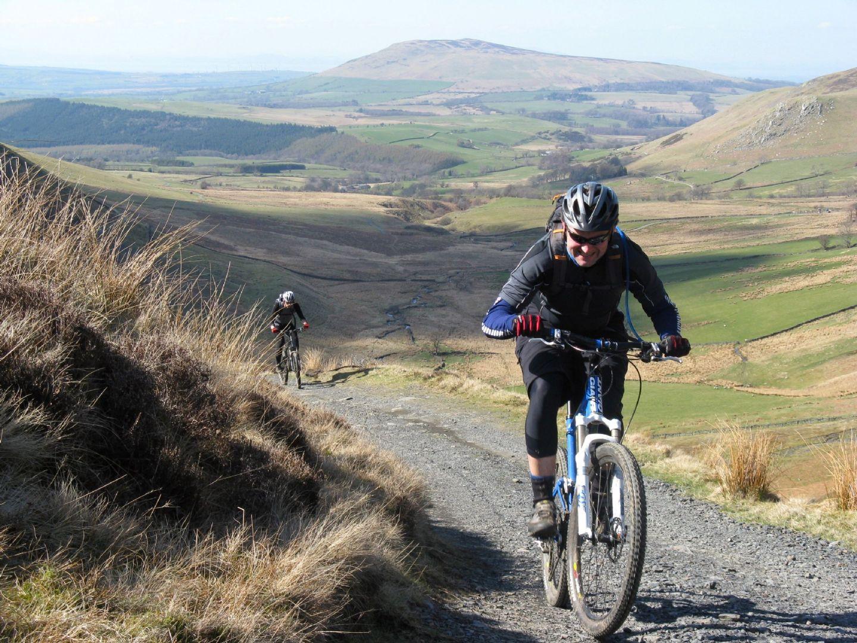 UK - Lake District - Skiddaw - Guided Mountain Bike Weekend - Mountain Biking