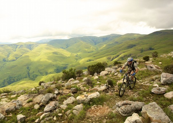 mountain-biking-holiday-south-africa-landscape.jpg - South Africa and Botswana - Guided Mountain Bike Holiday - Mountain Biking