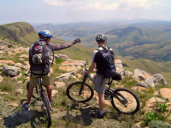 South Africa and Botswana - Guided Mountain Bike Holiday - Mountain Biking