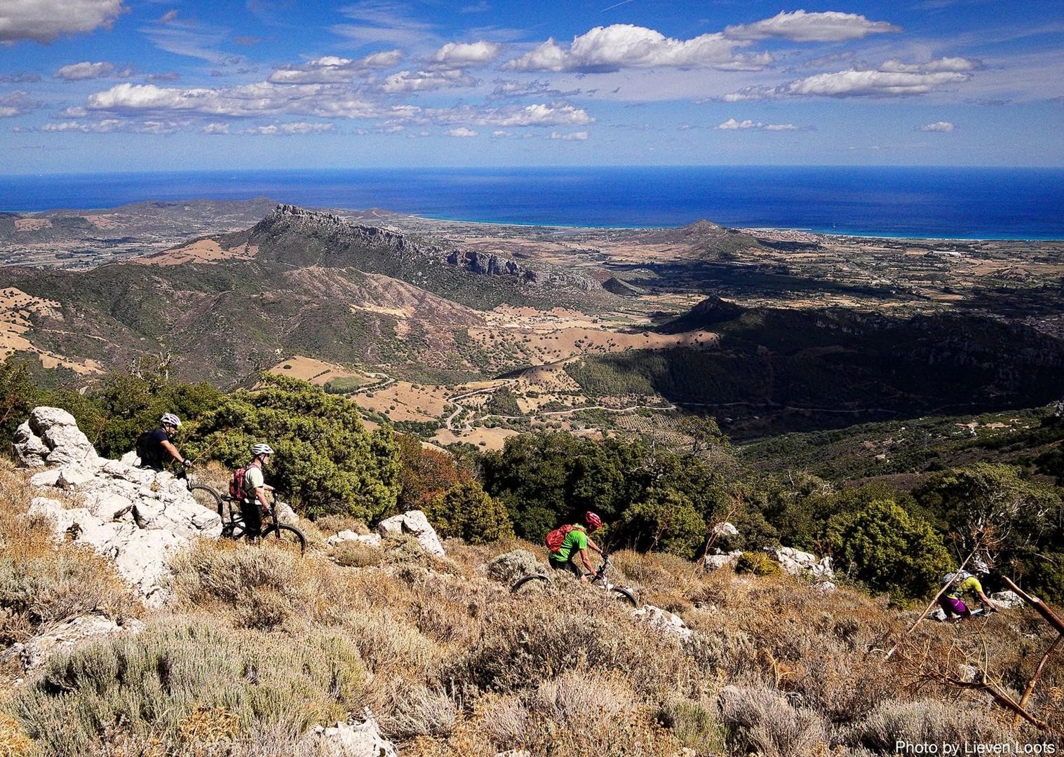 italy-sardinia-traverse-mountain-biking-holiday.jpg - Sardinia - Sardinia Traverse - Guided Mountain Bike Holiday - Mountain Biking