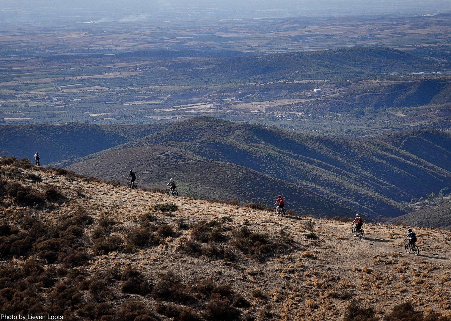 mountain-bike-holiday-in-sardinia-traverse.jpg - Sardinia - Sardinia Traverse - Guided Mountain Bike Holiday - Mountain Biking