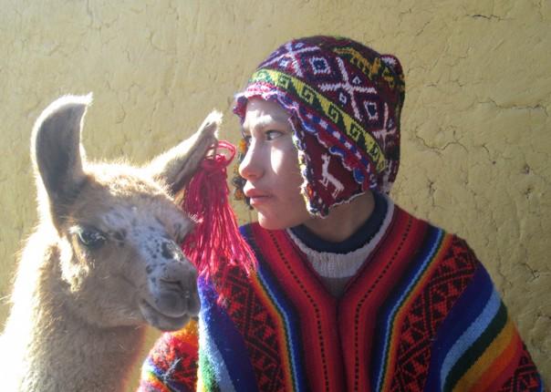 GEP2-12 Brown Salcantay trek (208).jpg - Peru - Sacred Singletrack - Mountain Biking
