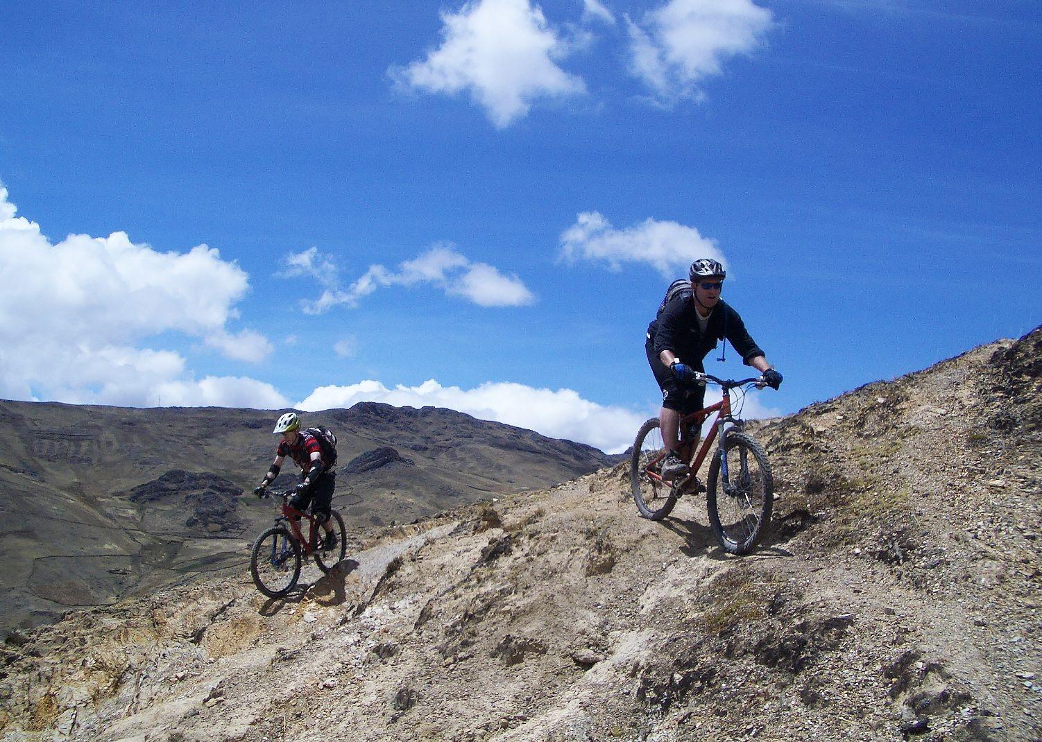 nick peru 2007 (66).jpg - Peru - Sacred Singletrack - Mountain Biking