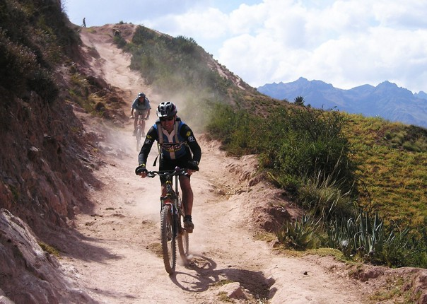 Peru - Sacred Singletrack - Guided Mountain Bike Holiday Image