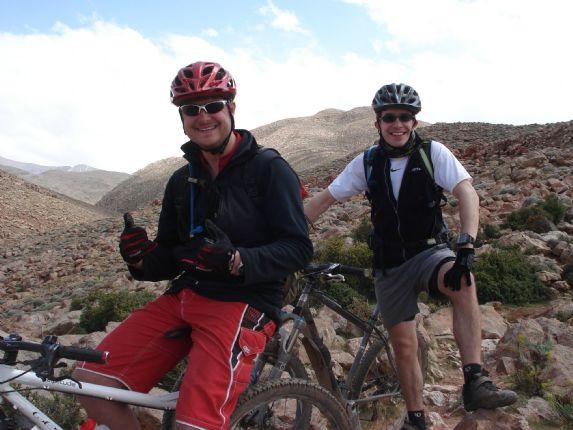 Morocco - High Atlas Traverse - Guided Mountain Bike Holiday - Mountain Biking