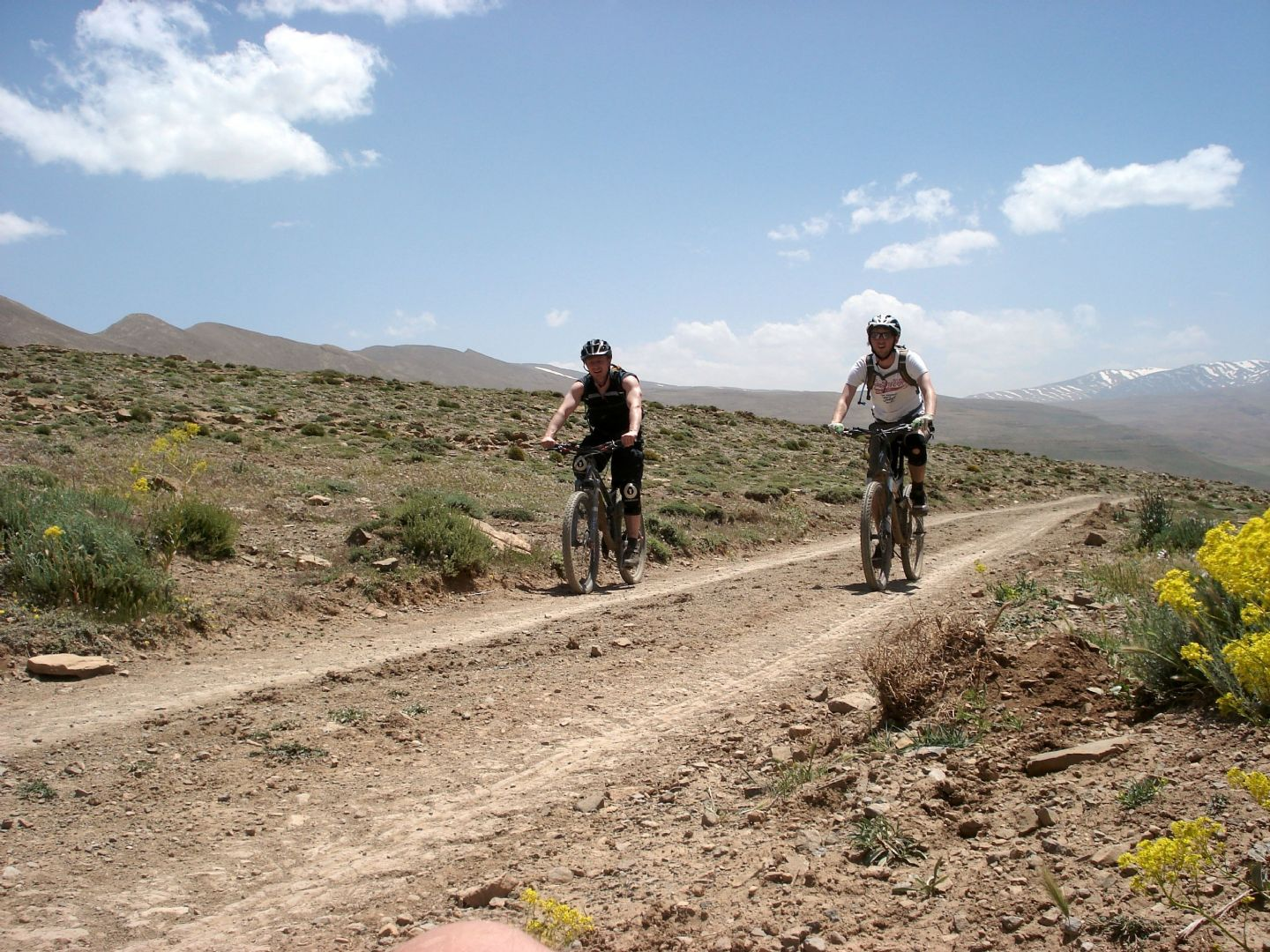 Morocco - High Atlas Traverse - Mountain Biking