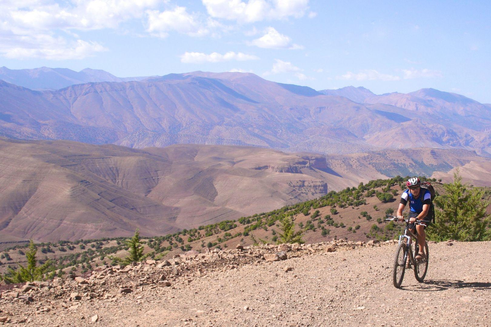 AtlasTraverse.jpg - Morocco - High Atlas Traverse - Guided Mountain Bike Holiday - Mountain Biking