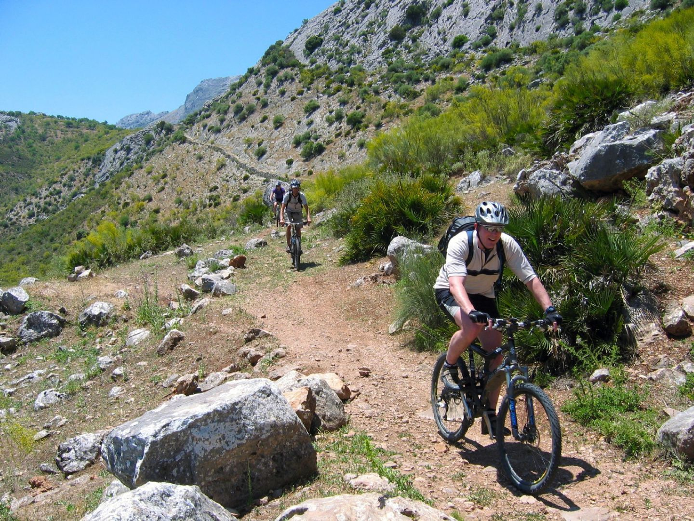 Spain - Trans Andaluz - Guided Mountain Bike Holiday - Mountain Biking