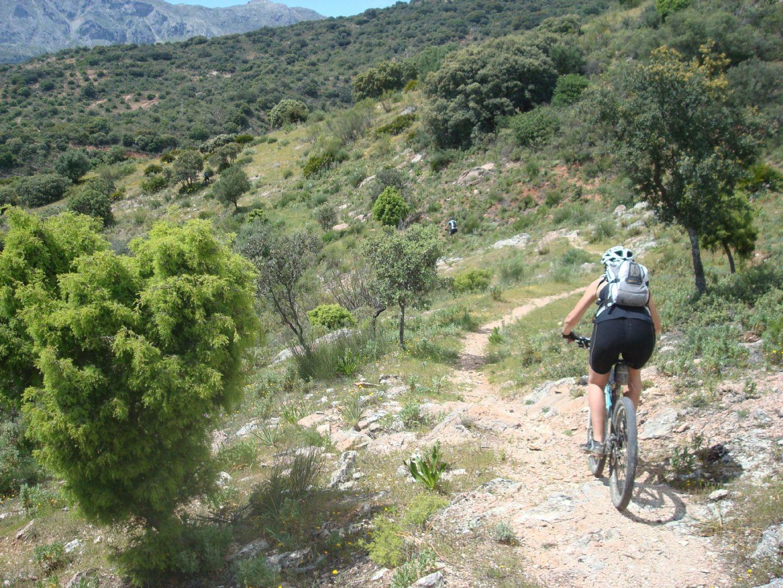 _Customer.29243.10362.jpg - Spain - Trans Andaluz - Guided Mountain Bike Holiday - Mountain Biking