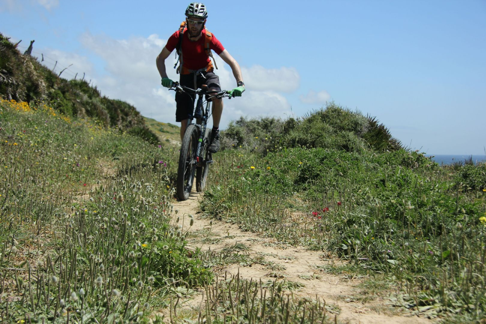 Spain Trans Andaluz MTB 9348.JPG - Spain - Trans Andaluz - Guided Mountain Bike Holiday - Mountain Biking