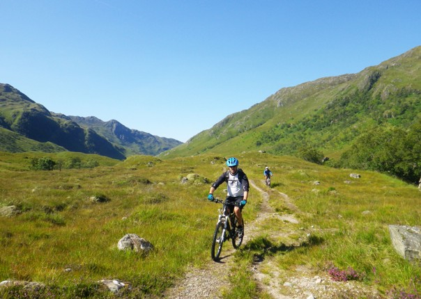 _Customer.95179.18392.jpg - Scotland - Highlands Coast to Coast - Guided Mountain Bike Holiday - Mountain Biking