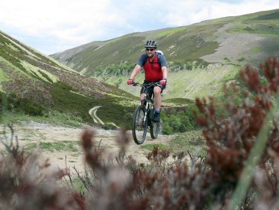 Scotland - Highlands Coast to Coast - Guided Mountain Bike Holiday - Mountain Biking