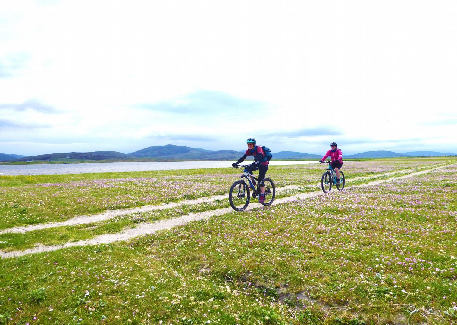 quiet-lakeside-routes-mountain-biking-trip-scotland.jpg - Scotland - Hebridean Explorer - Guided Mountain Bike Holiday - Mountain Biking