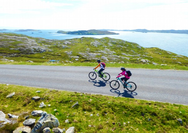 UK - Scotland - Hebridean Explorer - Mountain Bike Holiday Image