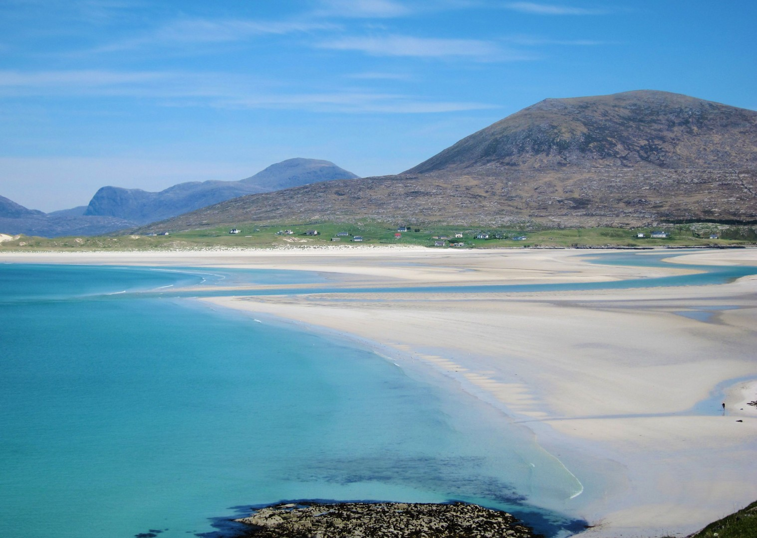 coastal-routes-white-beaches-cycling-holiday-outer-hebrides-scotland.jpg - Scotland - Hebridean Explorer - Guided Mountain Bike Holiday - Mountain Biking