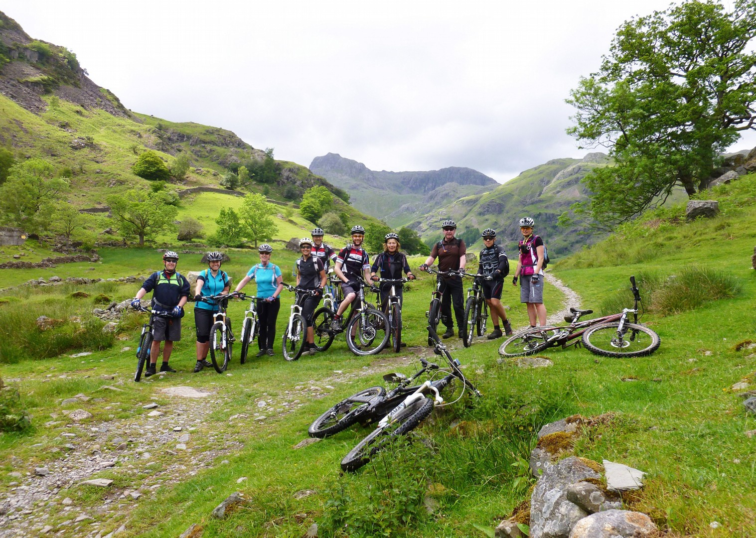 Mountain-Bike-Weekend-UK-Lake-District-Classic-Coniston.jpg - UK - Lake District - Classic Coniston - Guided Mountain Bike Weekend - Mountain Biking