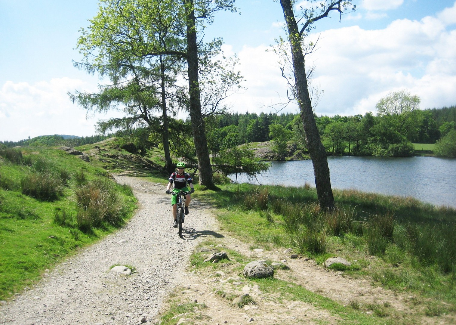 Mountain-Bike-Weekend-UK-Lake-District-Classic-Coniston-6.jpg - UK - Lake District - Classic Coniston - Guided Mountain Bike Weekend - Mountain Biking