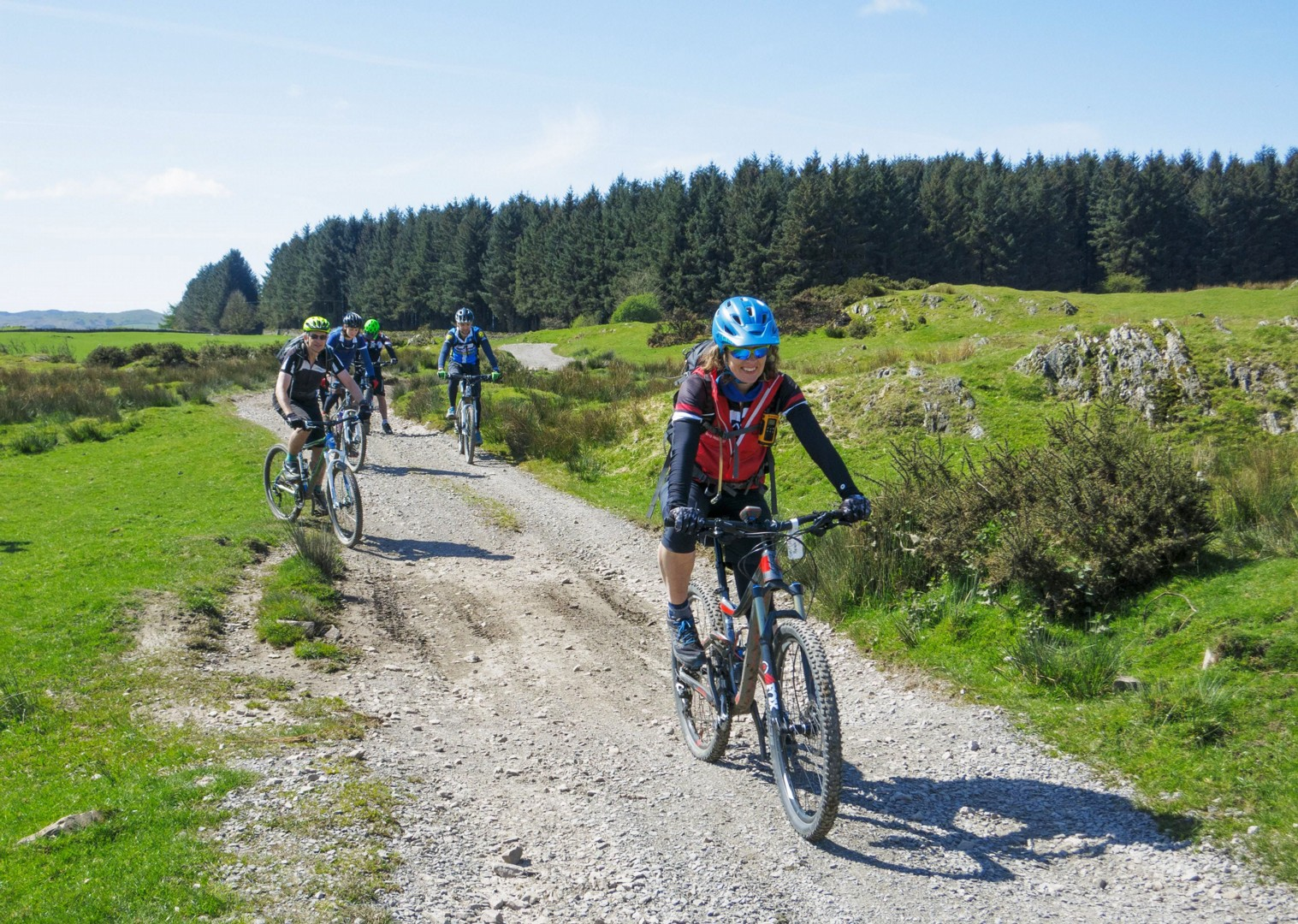guided-mountain-bike-holida-in-UK-Lake-District-biking.jpg - UK - Lake District - Classic Coniston - Guided Mountain Bike Weekend - Mountain Biking