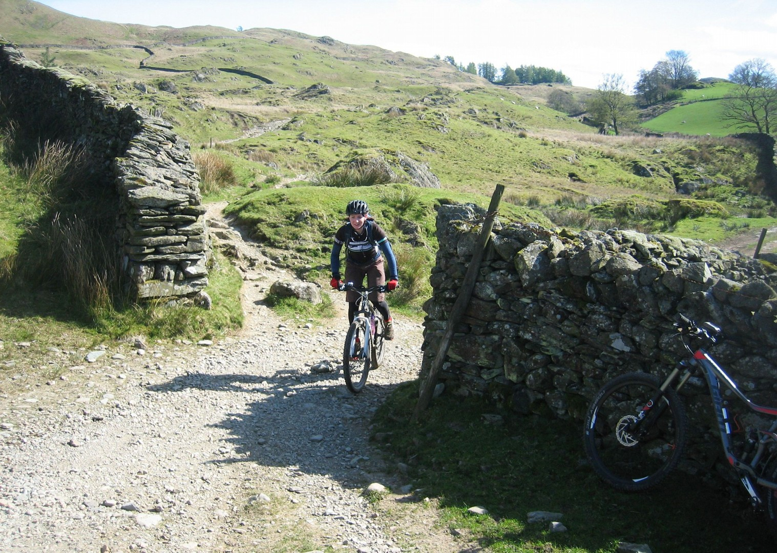 guided-mountain-bike-holida-in-UK-Lake-District.jpg - UK - Lake District - Classic Coniston - Guided Mountain Bike Weekend - Mountain Biking