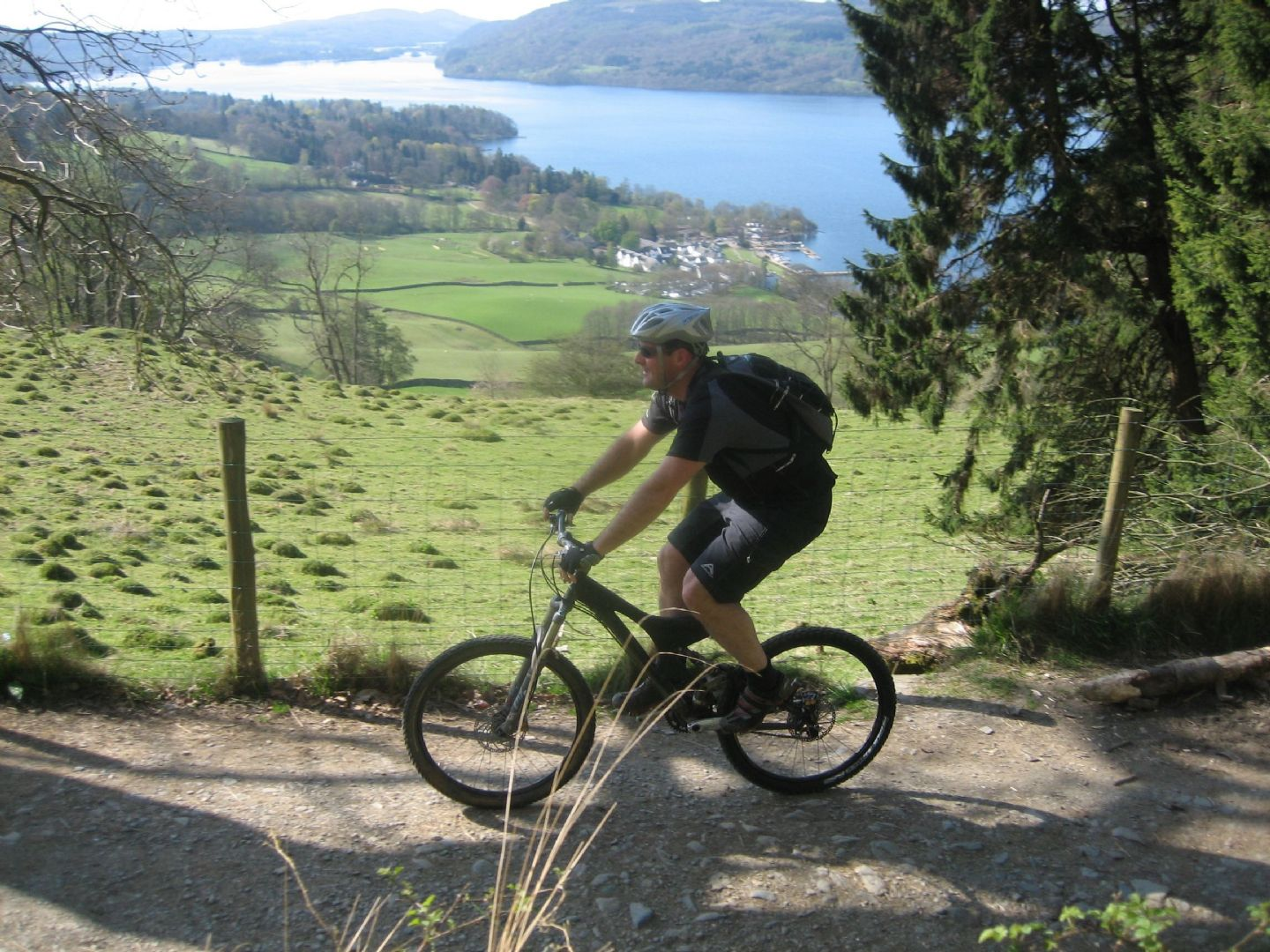 Ambleside  1146.jpg - UK - Lake District - Classic Coniston - Guided Mountain Bike Weekend - Mountain Biking