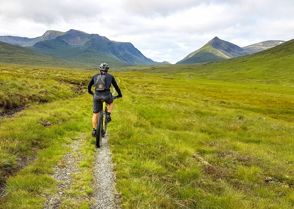 UK - Scotland - Celtic Crossing - Guided Mountain Bike Holiday Image