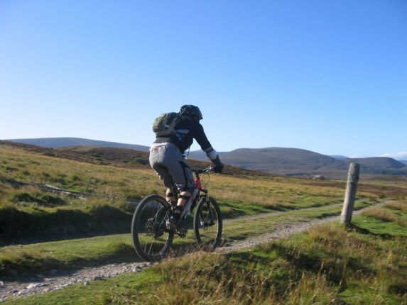 Cairngorms.jpg - Scotland - Celtic Crossing - Guided Mountain Bike Holiday - Mountain Biking