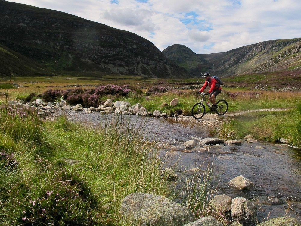 Guided Mountain Bike Holiday - Celtic Crossing - Scotland | Saddle