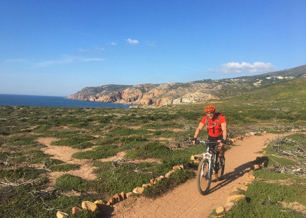 2016-12-31 14.17.23.jpg - Portugal - Atlantic Trails - Guided Mountain Bike Holiday - Mountain Biking