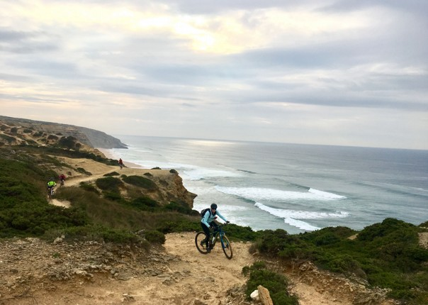 2017-01-01 15.11.08.jpg - Portugal - Atlantic Trails - Guided Mountain Bike Holiday - Mountain Biking