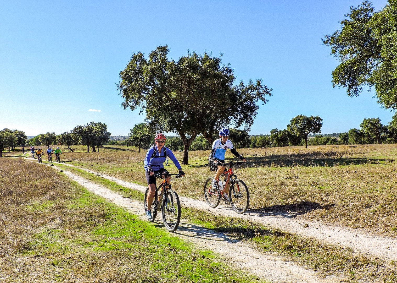 portuguese-mountain-bike-tours-roman-trails-saddle-skedaddle.jpg - Portugal - Roman Trails - Guided Mountain Bike Holiday - Mountain Biking