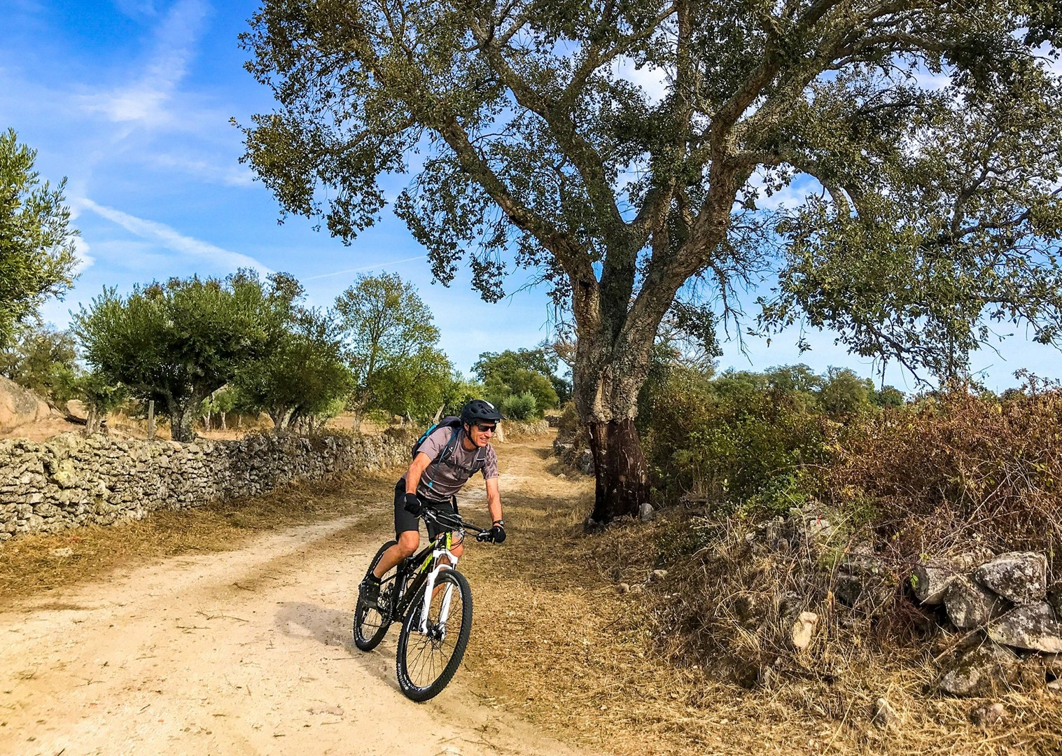 saddle-skedaddle-guided-mountain-bike-holiday-roman-trails.jpg - Portugal - Roman Trails - Guided Mountain Bike Holiday - Mountain Biking