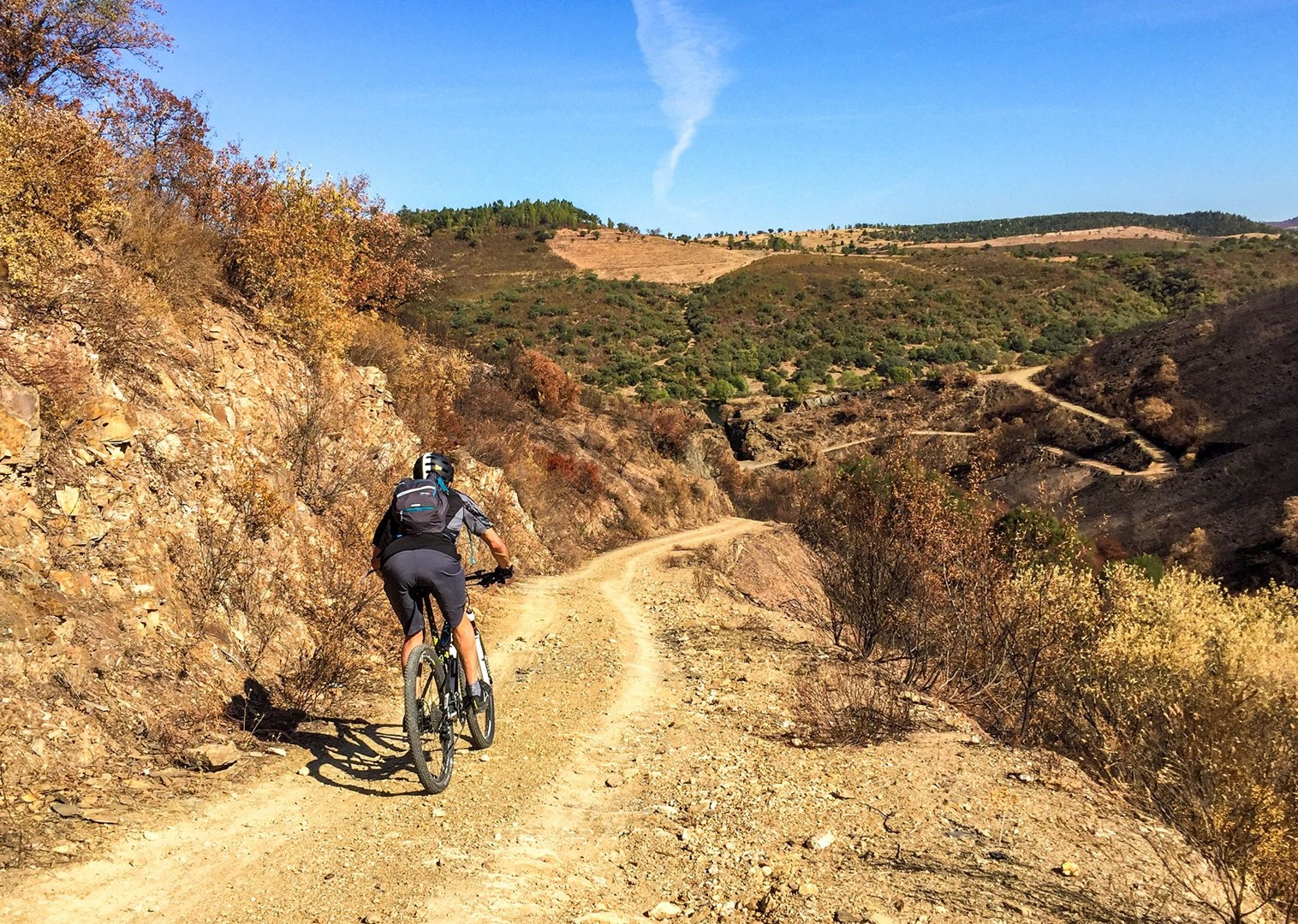 roman-trails-holiday-with-saddle-skedaddle-guided-mountain-bike.jpg - Portugal - Roman Trails - Guided Mountain Bike Holiday - Mountain Biking