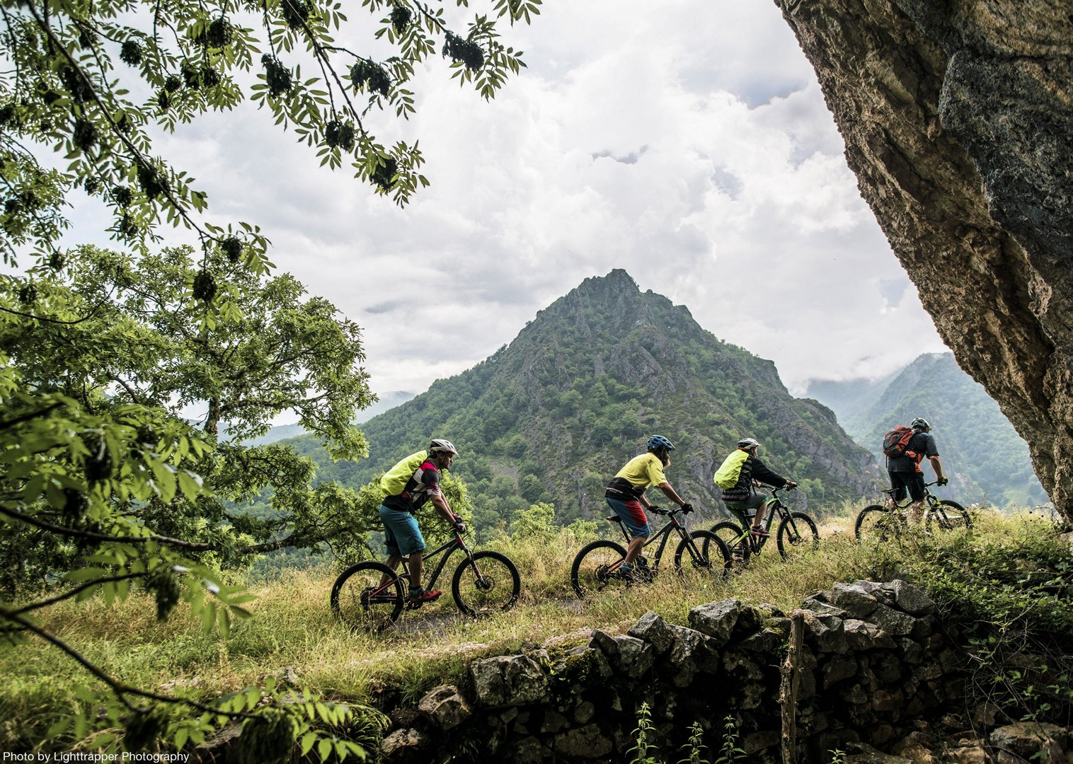 guided-cycling-holiday-northern-spain-picos-de-europa.jpg - Spain - Picos de Europa - Trans Picos - Guided Mountain Bike Holiday - Mountain Biking