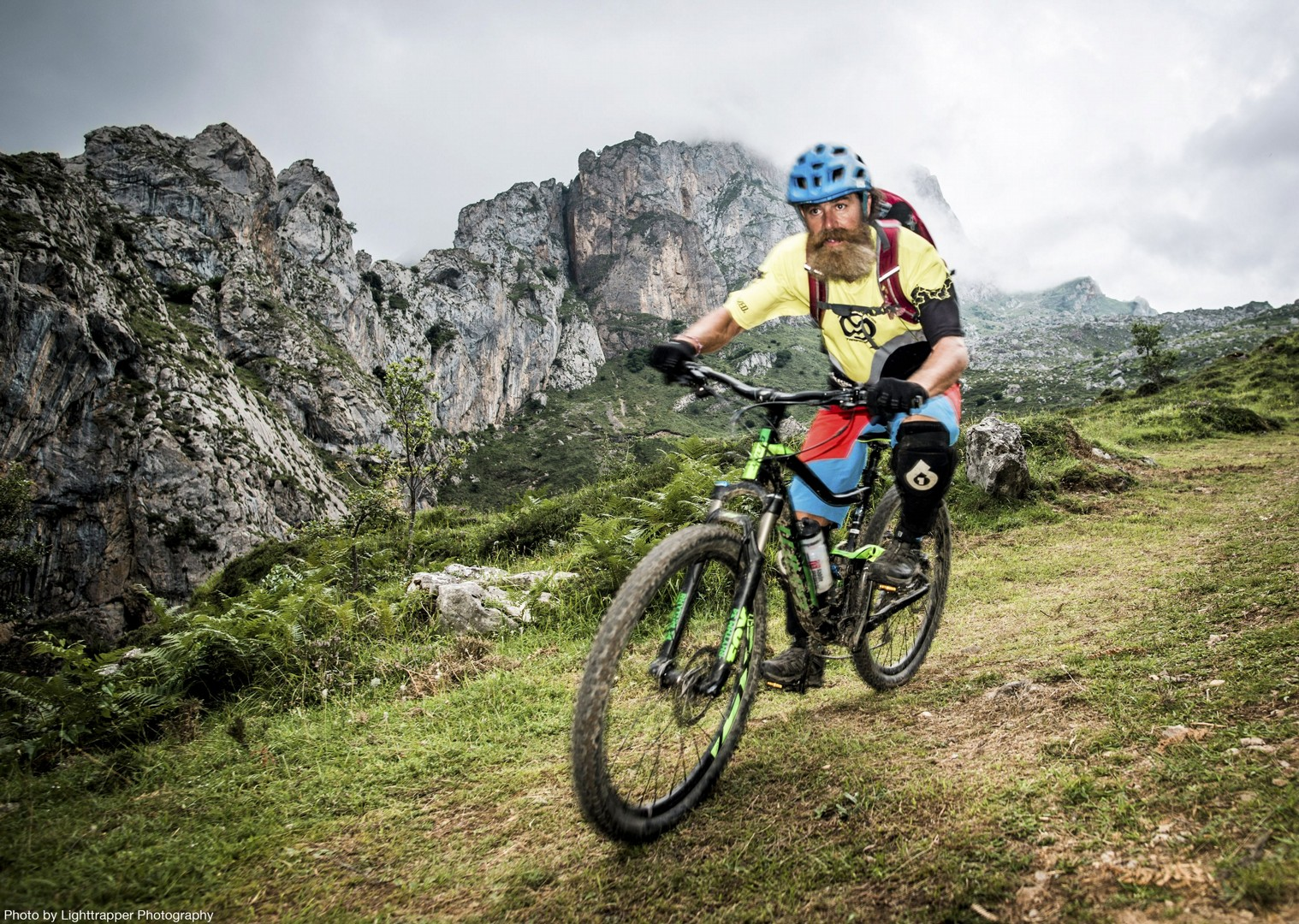 isolated-rural-mountain-biking-trip-northern-spain-picos.jpg - Spain - Picos de Europa - Trans Picos - Guided Mountain Bike Holiday - Mountain Biking