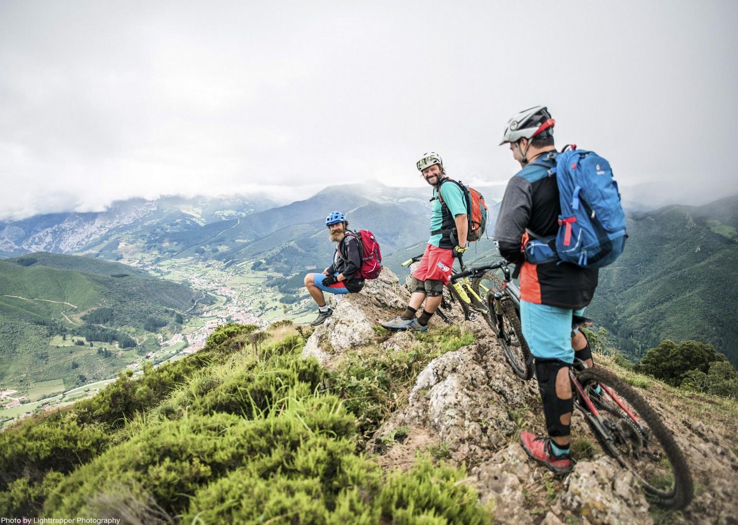 mountain-biking-trip-northern-spain-picos-de-europa-national-park.jpg - Spain - Picos de Europa - Trans Picos - Guided Mountain Bike Holiday - Mountain Biking