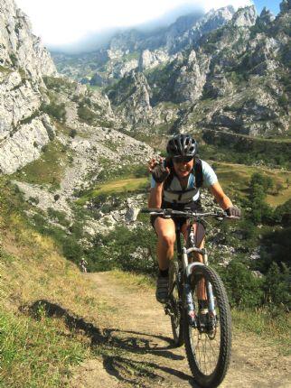 Spain - Picos de Europa - Trans Picos - Guided Mountain Bike Holiday - Mountain Biking